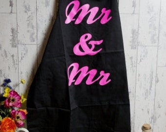 Mr and Mr Apron
