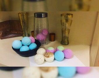 Bath bombs & Tea Bombs 3 for 15