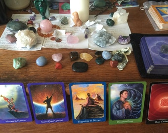 30 Minute Intuitive Card Reading