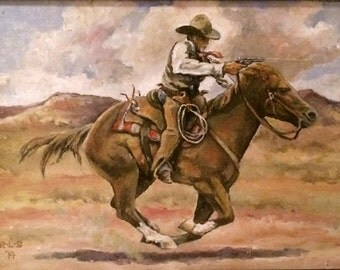 Texas Ranger in Pursuit