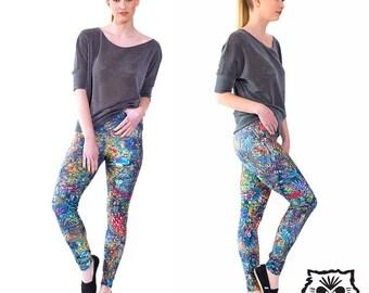 Extremophile leggings