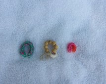3 ring set