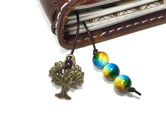 Traveler's Notebook Bookmark - Tree of Life - skuBrass