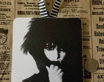 Siouxsie Sioux sign