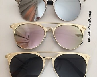 Sacha wayfarer Womens Sunglasses