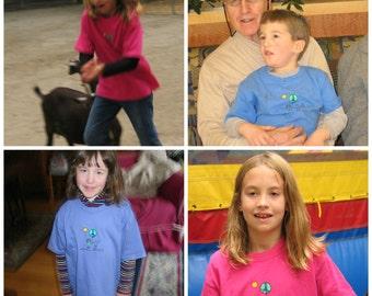 Children's World Peace T-Shirt