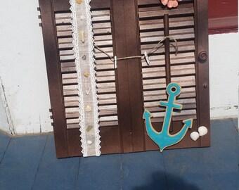Anchor Shutter
