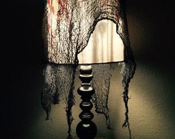 Creepy Table Lamp