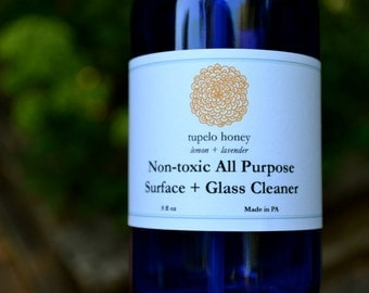 Non-toxic All Purpose Surface & Window Cleaner