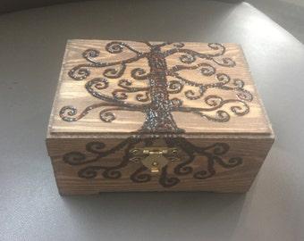 Tree of Life Box Small