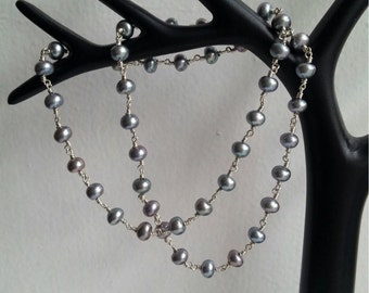 Freashwater pearl necklace