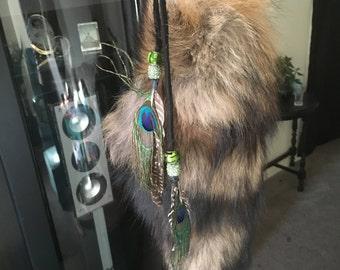 Fox tail belt