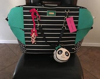 Betsey Johnson Diaper Bag