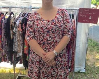 Lovely, longer length Loosey Goosey Tunic. Kelsey loves her new tunic!