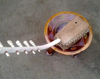 Nyatiti ( Kenyan Musical Instrument)