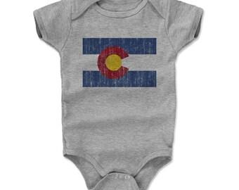 Colorado Flag Bry Onesie (am)