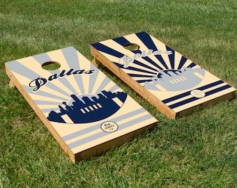 Dallas Cowboys Cornhole Board Set