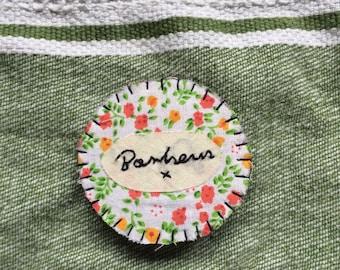 Bonheur Badge