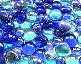 Crystal Water Glass Pebbles, perfect for crafts or to add a splash of colour around the home