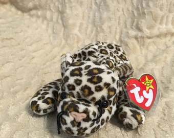 Freckles Beanie Baby