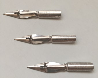 Vintage Nibs (Henry Superieure no. 605)