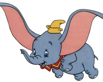 dumbo disney  embroidery design ,pes,dst,exp,hus , jef , pcs , sew , xxx machine embroidery