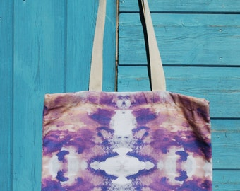 Ethereal  Print Tote Bag