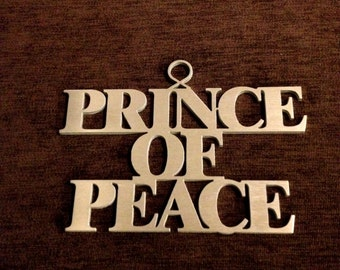 "Names of Jesus: ""Prince of Peace"""