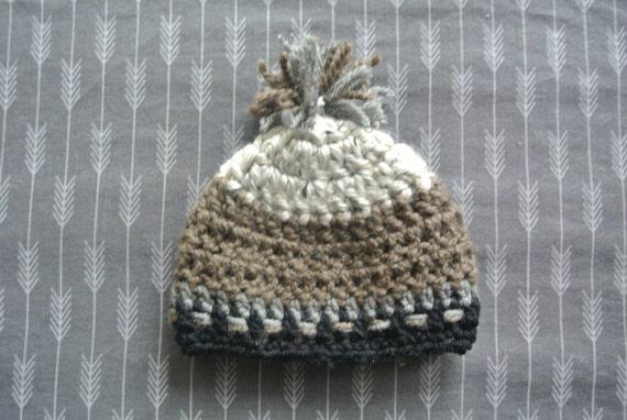 The Simon Baby Hat Size 0-3 M