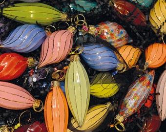 Colors - Handmade Ceramic Ornament
