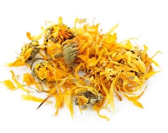 Calendula Flowers Organic Herb and Tea (Calendula Officinalis)