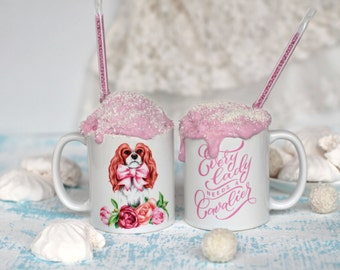 "Mug ""Every Lady needs a Cavalier"""