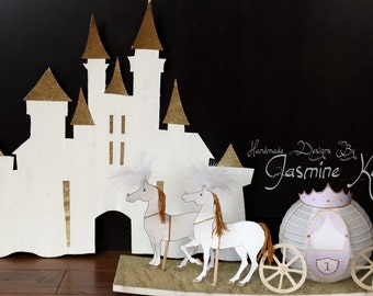 Princess Castle & Carriage