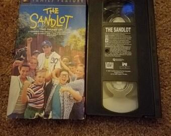 Sandlot VHS