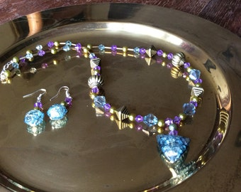 Exotic India Necklace/Quirky Set 01