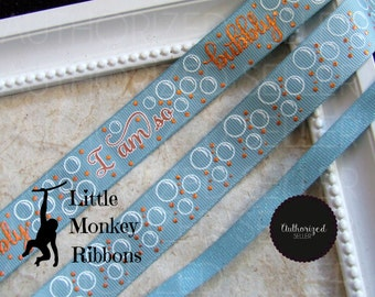 I'm so bubbly, bubbles, grosgrain ribbon, bow supplies, craft supplies, scrapbooking supplies, ribbon