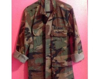 SALE Lot/Bulk/Wholesale 6 Camo Jackets