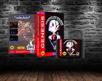 Nightmare Circus - Horror Brawler and Sega Channel Exclusive Comes Back - GEN