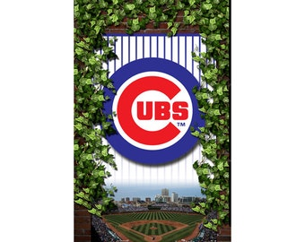 Chicago Cubs Decal Etsy - Custom vinyl decals chicago