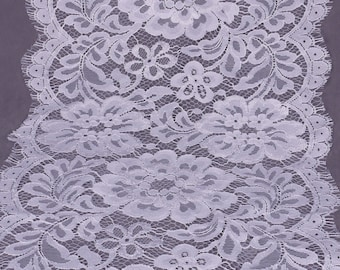 White Lace - 4 1/4 Yards (PV-938)