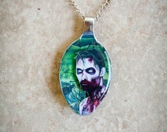 RW2 Bad Seed ZOMBIE Spoon Necklace