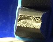 Tempered steel stamp for metal work #624