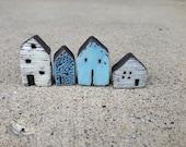 house beads,kiln fired,clay, raku