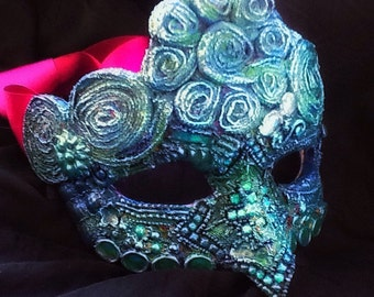 SALE The Mermaid Festival Mask