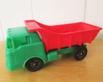 vintage plastic truck Processed Plastics Co