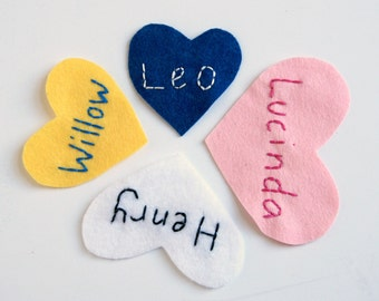 Add Personalization to Any Toy - Custom Embroidered Name