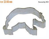 """Thank You SALE Grizzly, Polar Bear Cookie Cutters, 3.5"""""""