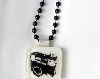 Camera Mini Necklace