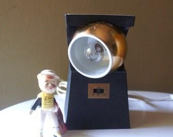 Vintage Space Age Adjustable Eye Lamp, Universal Lamp Japan