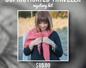 Sophisticated Traveler MYSTERY kit - Traveler & Shophisticate or Lace